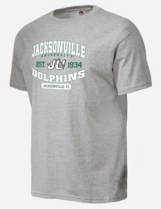 NCAA Jacksonville Dolphins T-Shirt V2