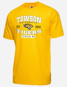 NCAA Towson Tigers T-Shirt V3