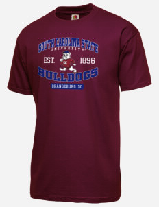 NCAA South Carolina State Bulldogs T-Shirt V1