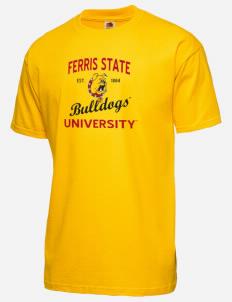 NCAA Ferris State Bulldogs T-Shirt V2