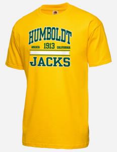 NCAA Humboldt State Jacks T-Shirt V1