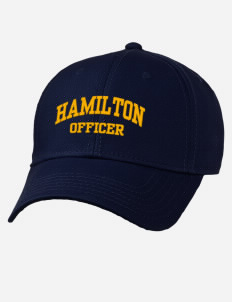 Hamilton Police Department Apparel Store
