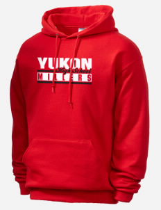 71a85b7b905af Yukon High School fan gear!