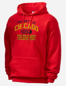 Chicago Fire Department Fan Gear