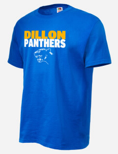ee7f77f598c09 Dillon High School Panthers Apparel Store