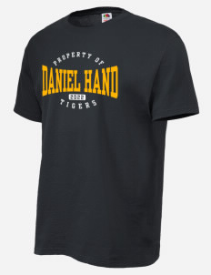 Daniel Hand High School Tigers Apparel Store. Madison 533b6ad7e665