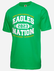 Andrew Jackson Elementary School Eagles Apparel Store Old Hickory