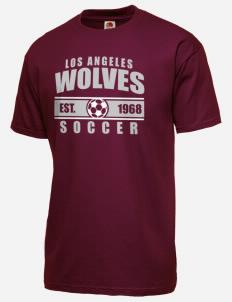 Los Angeles Wolves fan gear! 762a7d3f2