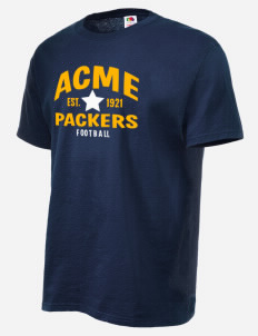 Acme Packers Football Apparel Store. Green Bay ... 0d4f34b81