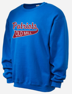 efdaa50d6 Old Mill High School fan gear!