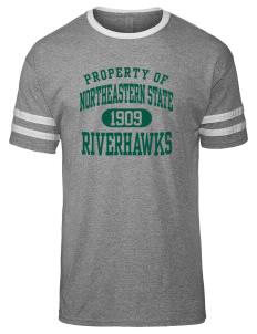 NCAA Northeastern State Riverhawks T-Shirt V3