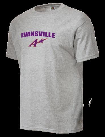 NCAA Evansville Purple Aces T-Shirt V3