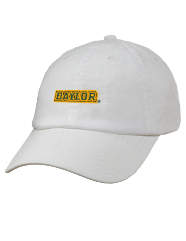 Baylor University Bears Embroidered Garment Washed Twill Vintage ... 9abeef3d889a