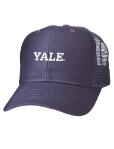 Embroidered Cotton Twill Trucker-Style Mesh Back Cap bfec442bc62b