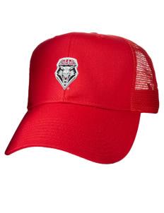 4f3b7e81 Embroidered Cotton Twill Trucker-Style Mesh Back Cap