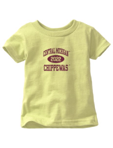 Central Michigan University Chippewas Baby Clothing