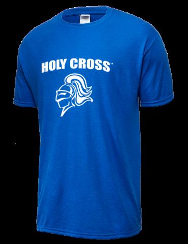 c8d2f75c College of the Holy Cross Crusaders JERZEES Men's Dri-Power Sport ...