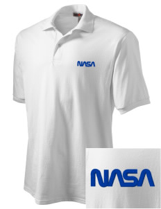 National Aeronautics and Space Administration Astronaut Men s Polos 91a061274b
