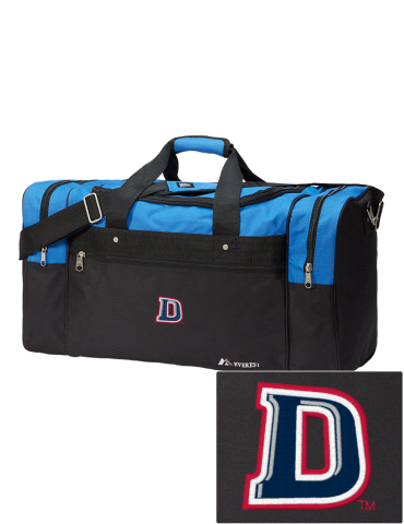 8ab94665 Dixie State University Embroidered Everest Small Duffel