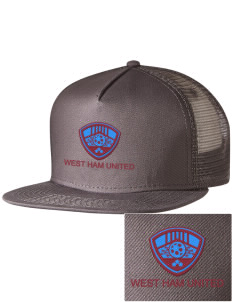 Embroidered Five Panel Pro Style Mesh Back Cap 456ac5172cf