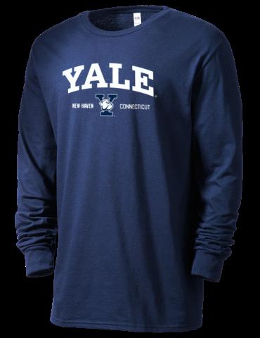 c8d15b78114 Yale University Bulldogs SofSpun™ Men s 4.7oz Cotton Long Sleeve T-Shirt