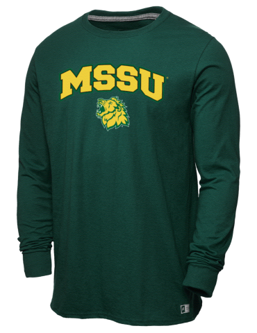 98f4519c Russell Athletic Men's Long Sleeve T-Shirt