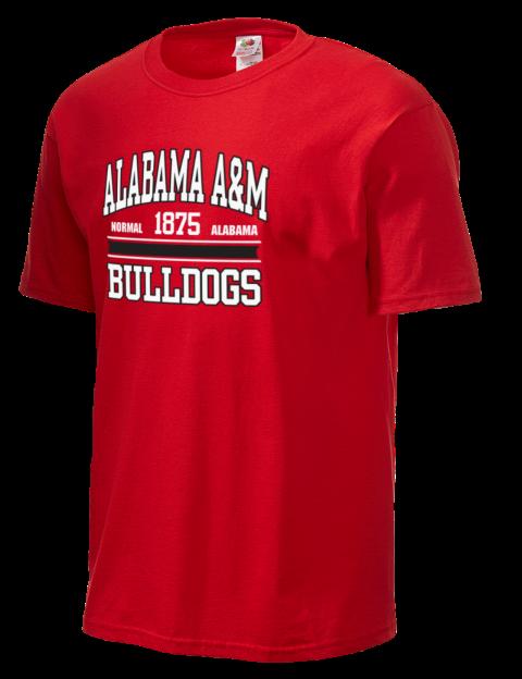 NCAA Alabama A&M Bulldogs T-Shirt V1