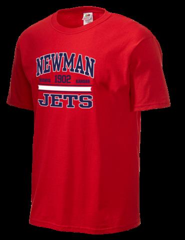 NCAA Newman Jets T-Shirt V2