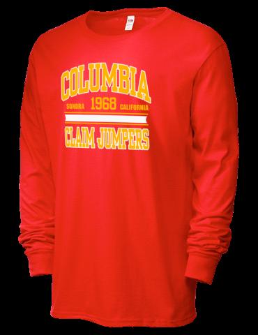 1acef616588 Columbia College Claim Jumpers SofSpun™ Men's 4.7oz Cotton Long ...