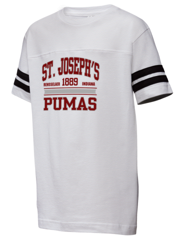 NCAA Saint Joseph's College Pumas T-Shirt V2