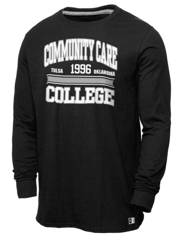 214631c6a Community Care College Russell Athletic Men's Long Sleeve T-Shirt