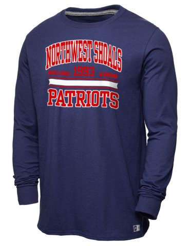 6417e6b2 Northwest Shoals Community College Patriots Russell Athletic Men's ...
