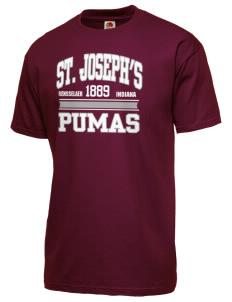 NCAA Saint Joseph's College Pumas T-Shirt V1