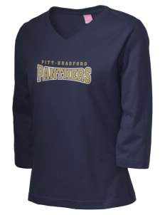 University of Pittsburgh Bradford Panthers Women s T-Shirts - Long ... 1611c5d44