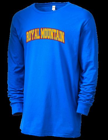 c0801b61d Royal Mountain College Toppers SofSpun™ Men's 4.7oz Cotton Long ...