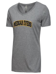 3c9210b9a Medgar Evers College Cougars Women's T-Shirts