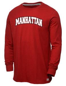Manhattan School of Music est. 1917 Men s T-Shirts - Long Sleeve b657cf58206