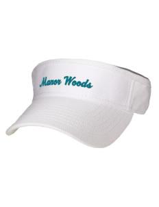 69613499 Manor Woods Elementary School Mighty Ducks Hats - Visors