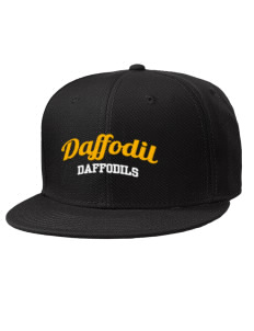226d2119 Embroidered Wool Blend Flat Bill Pro-Style Snapback Cap