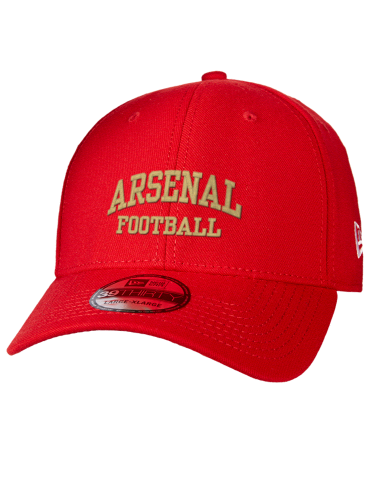 71e81e517f1 Arsenal Embroidered New Era 39THIRTY® Youth Stretch Fit Cap