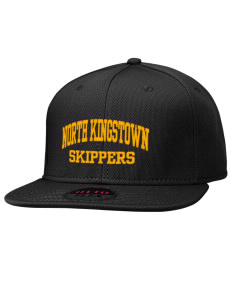North Kingstown High School Skippers Hats - Stretch Fit Caps