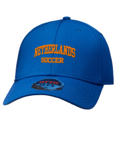 Netherlands Soccer Soccer Hats - Stretch Fit Caps  e296b410fde