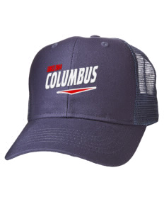 3f80c653326 Columbus Confederate Yankees Baseball  All Hats. Columbus