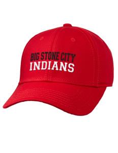 9386104f8a1 Big Stone City School Indians Hats - Adjustable Caps