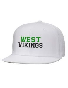 Corning-Painted Post West High School Vikings Flat Bills 5c60c4bf1737