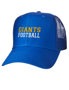 JCL Giants Football Hats - All Hats e2afb7afa3d