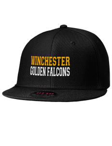 Winchester Community High School Golden Falcons Hats - Stretch Fit Caps a3f9fb9b52b8