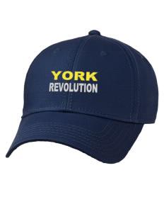 York Revolution Baseball Hats - Adjustable Caps 08961ad0e3fd