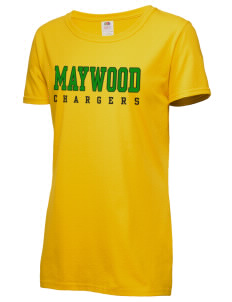 8d9cf3e3f Maywood Middle School Chargers Women s T-Shirts