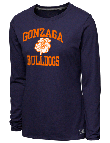 St Aloysius Gonzaga Secondary School Russell Athletic Women S Long Sleeve T Shirt
